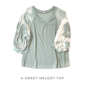 A Sweet Melody Top