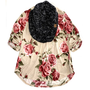 A Rose Between Two Thorns Blouse