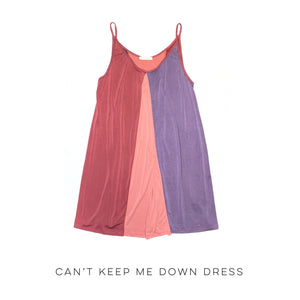 Can't Keep Me Down Dress