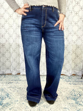 Load image into Gallery viewer, My Sky High Wide Leg KanCan Jeans