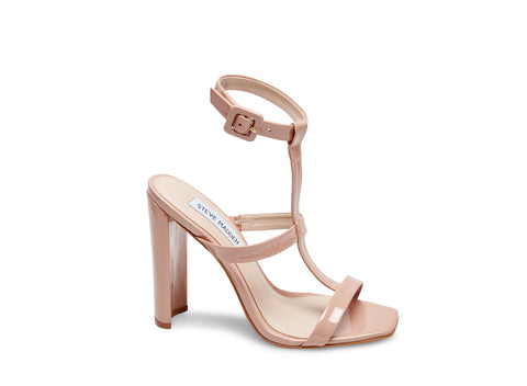 MEGAN DARK BLUSH PATENT