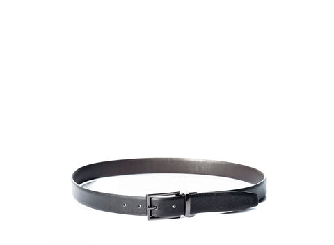 REVERSIBLE TWO TONE BELT
