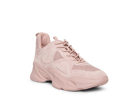 MOVEMENT PINK SUEDE