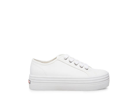 BOBBIE30 WHITE LEATHER