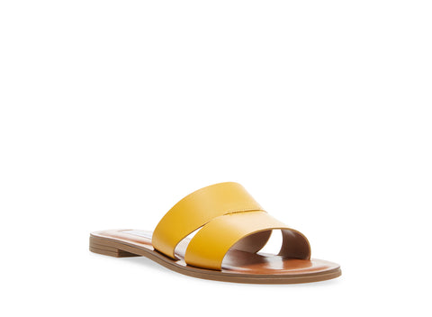 ALEXANDRA YELLOW LEATHER