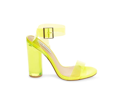 CLEARER NEON YELLOW