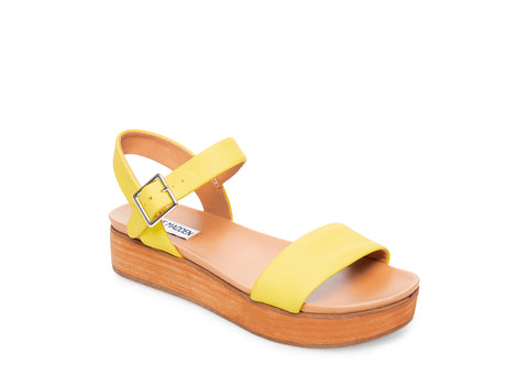 AIDA YELLOW LEATHER