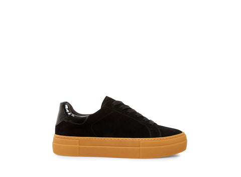 W-ALL BLACK SUEDE