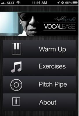 Arnold McCuller's VocalEase App Available Now