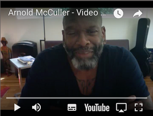 A video update from Arnold McCuller