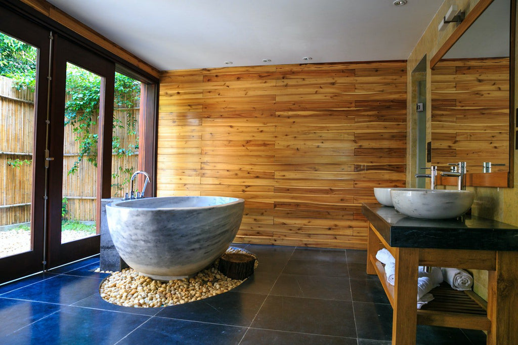 Modern Bathroom Designs: 6 Tips for a Tranquil & Relaxing Home Spa