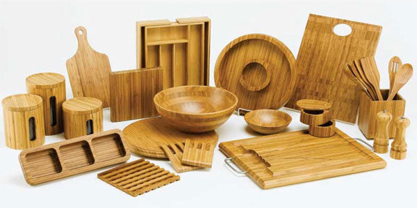 Bamboo Home Goods - Reel®