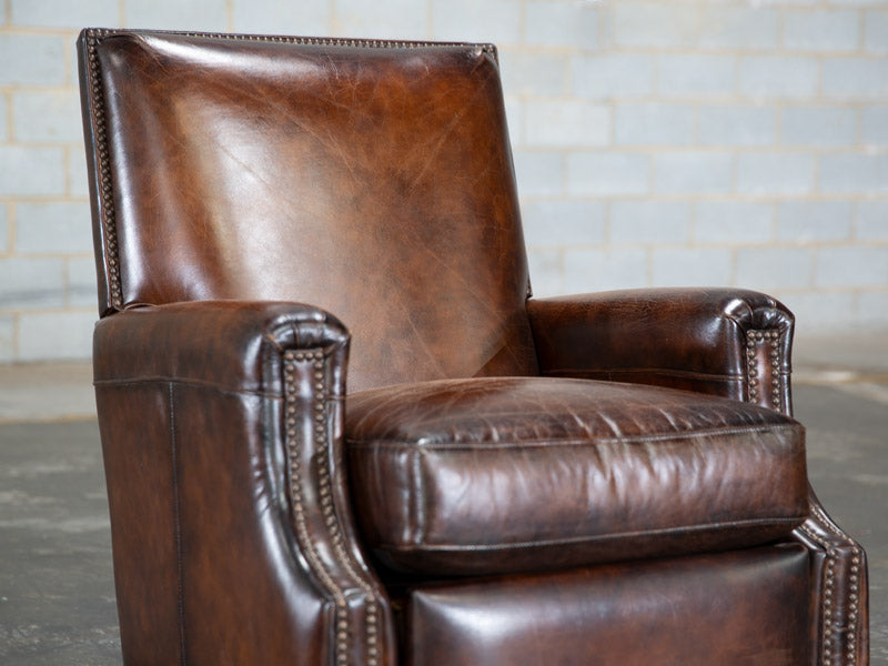 1460-R1 Gloria Leather Recliner