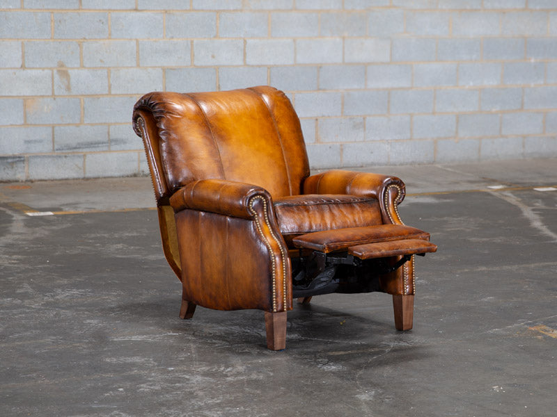 840-R1 Bryan Leather Recliner