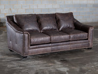 885-03 Camdon Leather Sofa