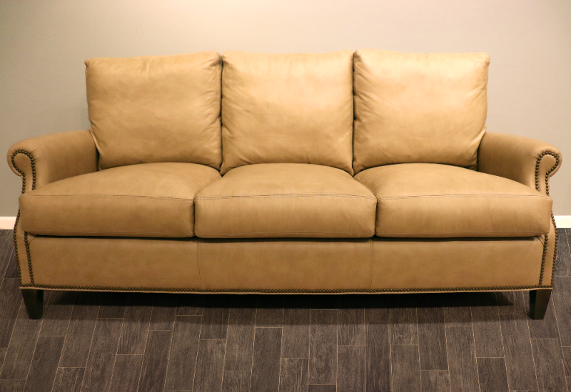 920-03 Reserve Leather Sofa