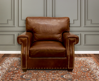 270-01 Hancock Leather Chair