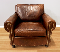 959-01 Hampton Leather Chair