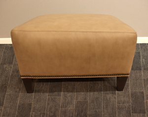 920-00 Reserve Leather Ottoman