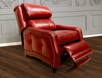 881-R1 Reagan Leather Power Recliner