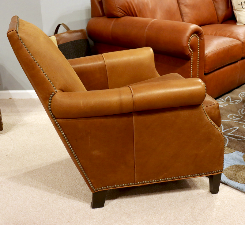 120 Mulberry Leather Chair - Factory Outlet