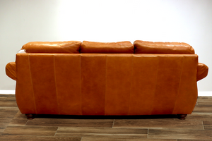 592-03 Bailey Leather Sofa