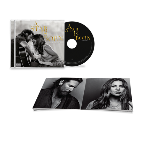 A Star Is Born CD + Digital Album