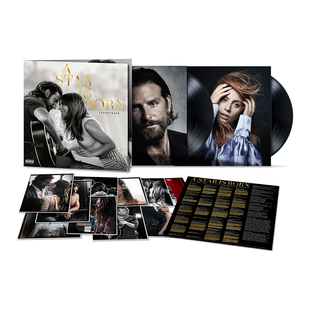 A Star Is Born Lp A Star Is Born Official Store