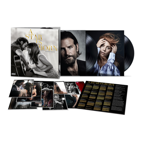 A Star Is Born LP + Digital Album
