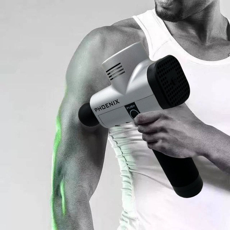 Muscle Massager Deep Tissue Massager Therapy  Exercising Muscle Pain Relief Body Shaping - Somehow Summer