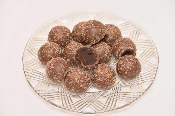 Milk Chocolate Truffles (Half Pound Box)