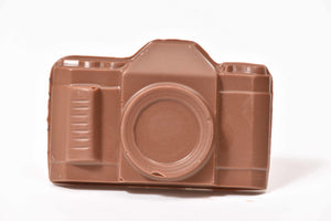 Milk Chocolate Camera (Solid) - Conrad's Confectionery