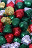 Loose Milk Chocolate Foil Bells  (Half Pound Box) - Conrad's Confectionery