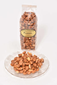 8 oz Bag of Butter Toasted Peanuts - Conrad's Confectionery