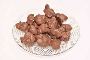 Milk Chocolate Cranberries (Half Pound Box) - Conrad's Confectionery