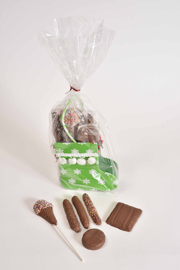 Stocking + Mitten Assortment - Conrad's Confectionery