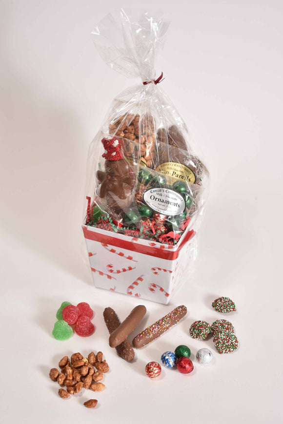 Small Cube Basket - Conrad's Confectionery