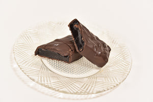 Dark Chocolate Raspberry Jelly Bar - Conrad's Confectionery