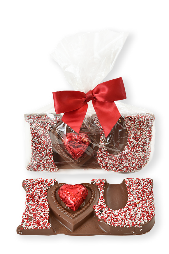 Valentine's Day Milk Chocolate