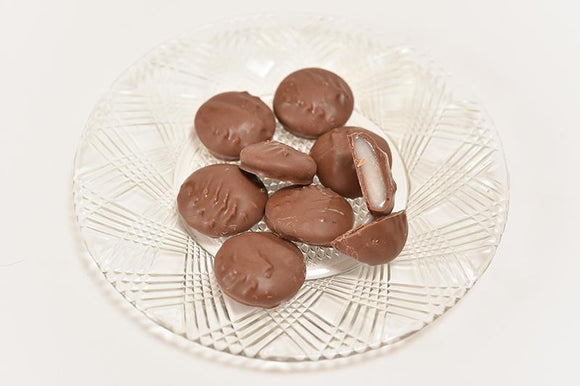 Milk Chocolate Thin Mints (Half Pound Box) - Conrad's Confectionery