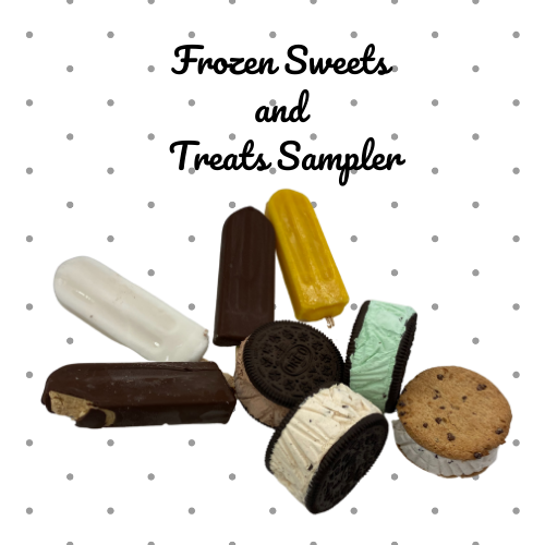 Frozen Sweets and Treats Sampler