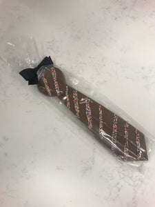 Milk Chocolate Neck Tie