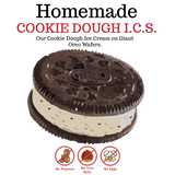 Cookie D-oh! Ice Cream Sandwich