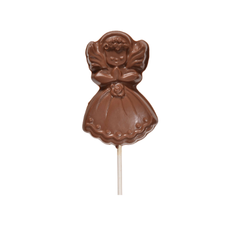 Milk Chocolate Angel Pop