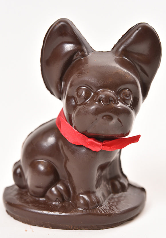 Dark Chocolate Bulldog (Hollow)