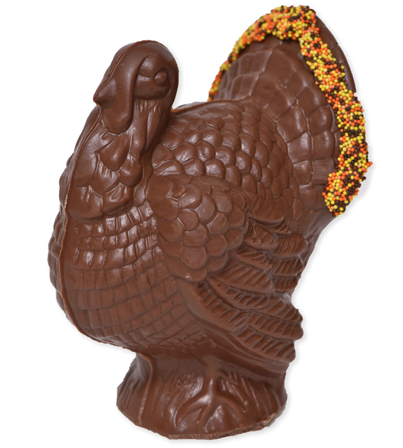 Milk Chocolate Thanksgiving hollow 6