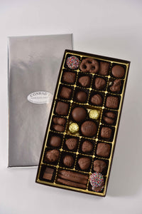 Medium assortment of our favorite milk chocolates - Conrad's Confectionery
