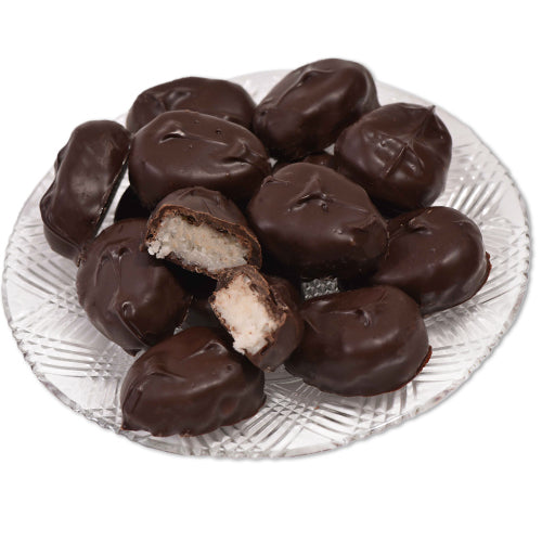 Dark Chocolate Coconut Eggs (Half Pound Box)