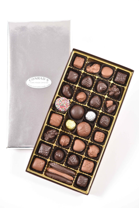 Medium assortment of our favorite chocolates