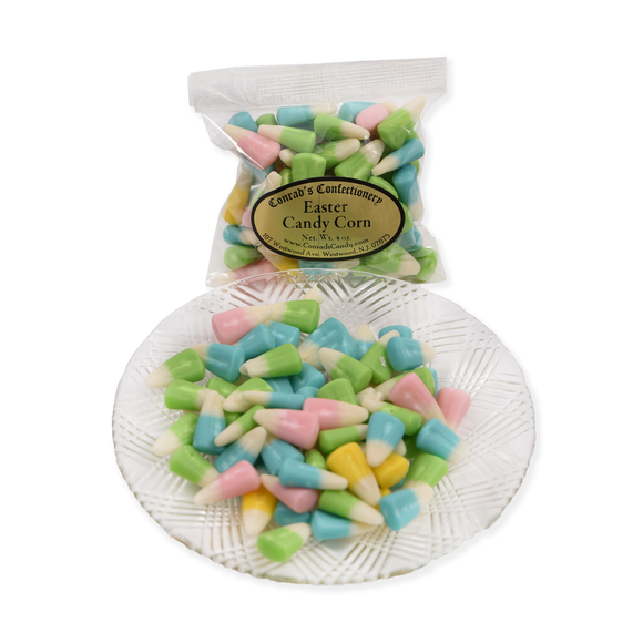 Easter Candy Corn- 4 oz bag